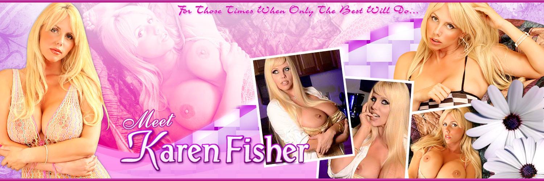 Speaking, karen fisher busty blonde escort final, sorry